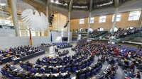 Plenum Bundestag