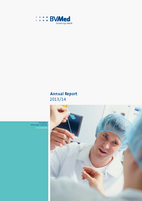 Cover BVMed Annual Report 2013/14