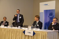 Podium (2) der 8. BVMed-Healthcare Compliance-Konferenz