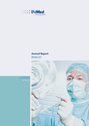 BVMed Annual Report 2016/17