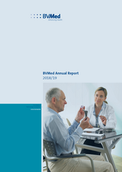BVMed Annual Report 2018/19