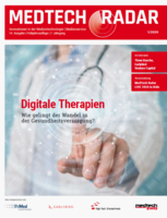 MedTech Radar LIVE 2020: Digitale Therapien im Fokus