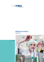 Cover BVMed Annual Report 2019/20