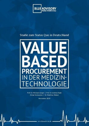 Value Based Procurement in der Medizintechnologie