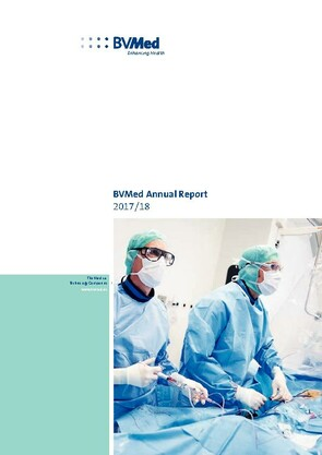 BVMed Annual Report 2017/18